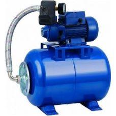 Станция автоматического водоснабжения AUТО QB 60 (бак 24 л, 0,37 кВт, напор до 35 м, до 2100 л/час)