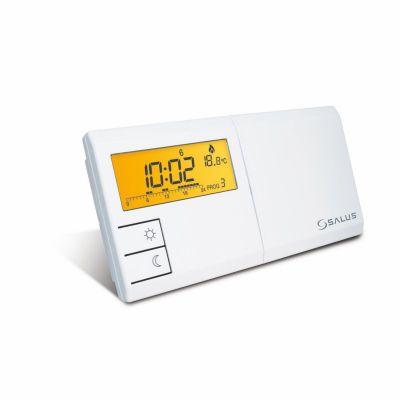 Термостат комнатный программируемый недельный с ЖК-дисплеем 091FL