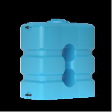 Бак для воды ATP-1000 (синий) с поплавком Миасс