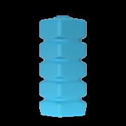 Бак для воды Quadro W-1000 (синий) с поплавком