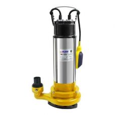Насос погруж.дренаж. DWP 1500/22(1,5 кВт,произ 16200л/ч.,выс под.22 м.,частиц 10 мм., корп. - чугун)