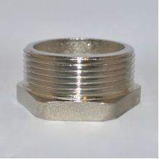 Заглушка 1' нар с контр отв VRT® никель