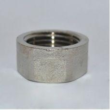 Заглушка 1/2' вн с контр отв VRT® никель