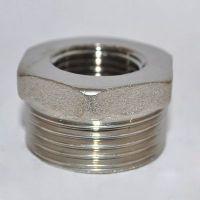 Футорка 1' - 3/4' нар/вн VRT® никель