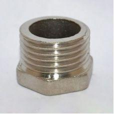 Заглушка 1/2' нар с контр отв VRT® никель