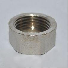 Заглушка 3/4' вн с контр отв VRT® никель