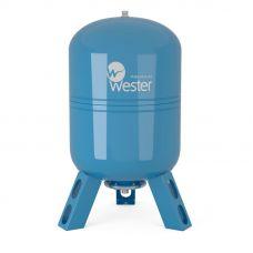 Бак мембранный для водоснабжения Wester Premium WAV100_нерж