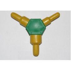 Калибр для металлопластиковой трубы 16-32 (пластиковый )