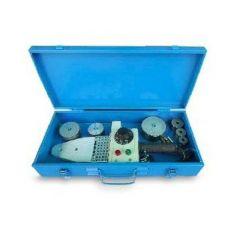 Комплект сварочного оборудования AQUAPROM АСП-1.5/6 1500 Вт PP-R (Насадки 20-63) металлический короб.