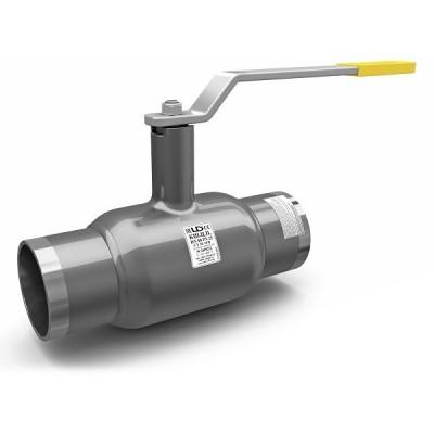 Кран шаровой ДУ100/80 PN25 под приварку КШЦП (вода) LD