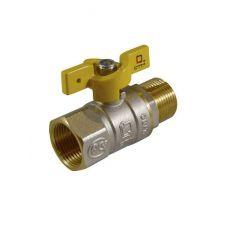"""Кран шар. газовый STM-GAS 1"""" г/ш баб"""