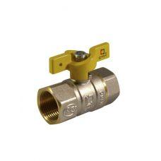 Кран шар. газовый STM-GAS 1/2 г/г баб