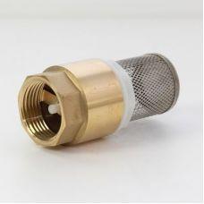 Обратный клапан 1' VRT® пласт седло с фильтром