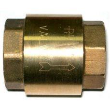 """Обратный клапан 1 1/2 """" RR 383 (лат. золотник)"""