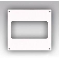 Накладка торцевая 150х150 для канала 60х120 612НПП ПВХ