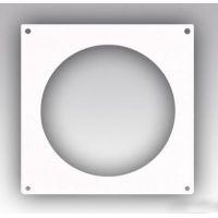 Накладка торцевая 150х150 для воздуховода D100 10НКП ПВХ