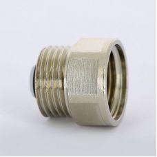 Клапан отсечной 1/2 для клапана спускного никелир UNI-FITT (Италия)