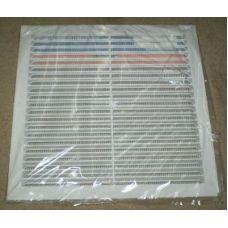 Вентиляционная решетка 240*175 (с москит.сеткой)