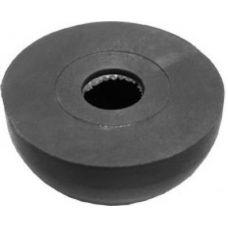 Груша резиновая для бачка с отверстием