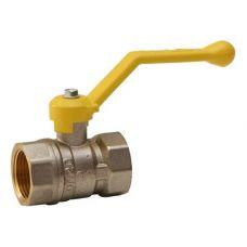 Кран газ шаровой 1'' вн/вн рукоятка LD PRIDE