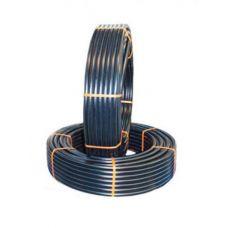 Труба ПЭ80 PN12,5 SDR13,6 50х3,7 (бухта 100м.) черная