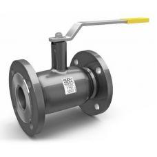 Кран шаровой ДУ 40 PN40 фланцевый КШЦФ (вода) LD